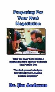 AccNeg - Preparing For Your Next Negotiation